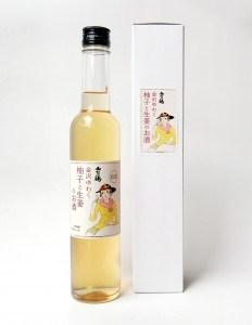 金沢ゆわく 柚子と生姜のお酒